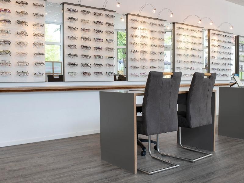 Bei Waltner Optik in Bispingen finden Sie eine große Auswahl an modischen Brillengestellen.