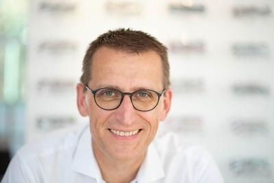 Augenoptikermeister Heiko Waltner, Inhaber von Waltner Optik e.K. in Bispingen